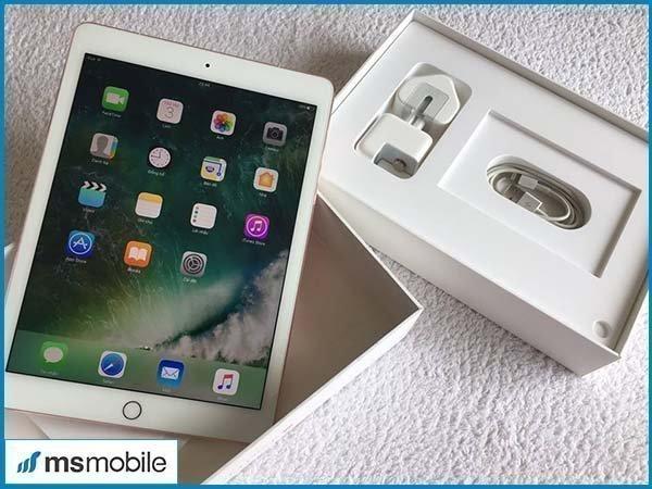 Thiết kế tinh tế, trẻ trung và ấn tượng củaApple iPad Pro 9.7