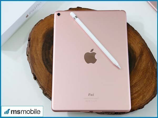Các tính năng hấp dẫn trên Apple iPad Pro 9.7
