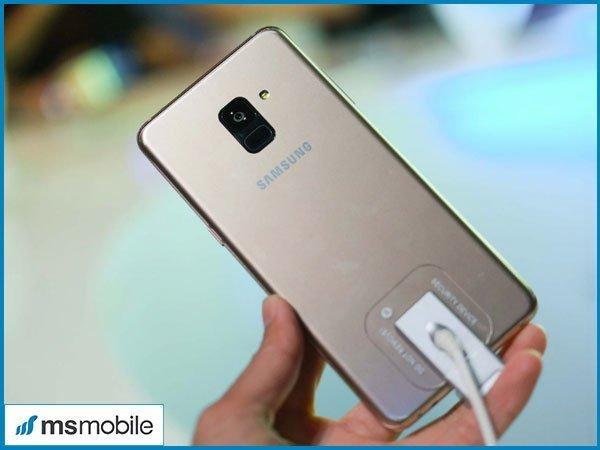 Hướng dẫn Root và cài Recovery cho Samsung Galaxy A8 (2018), A8 Plus