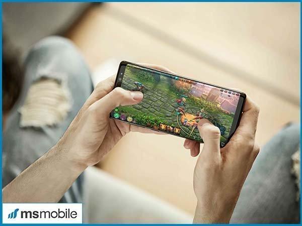 Thông số kỹ thuật Samsung Galaxy Note 8