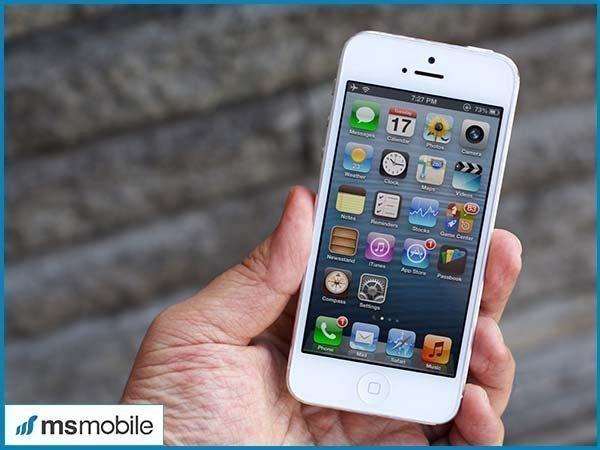 Có nên mua iPhone 5 thời điểm này