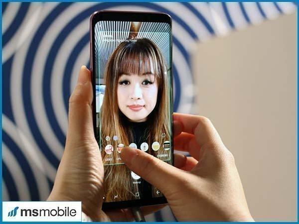 Phần mềm Samsung Galaxy S9 Plus