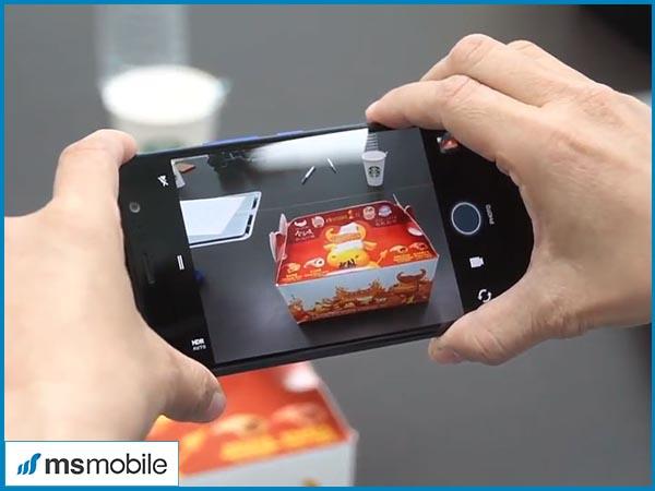 Quay phim FullHD 1080p@60fps tích hợp trên iPhone