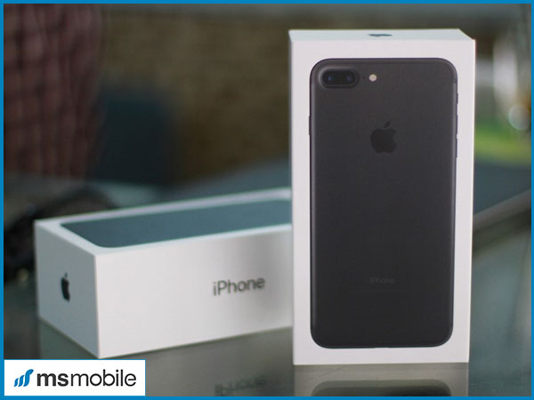 Thiết kế giữa iPhone 6s Plus là iPhone 7 Plus