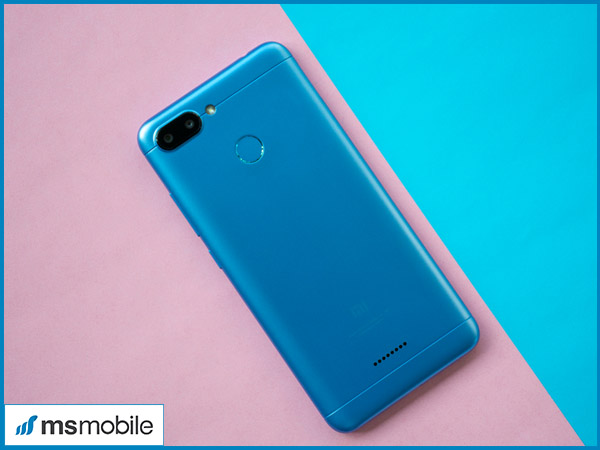 Sạc Xiaomi Redmi 6 - Tư vấn mua điện thoai