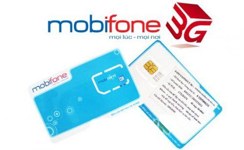 Gói cước và cách đăng ký 3G Mobifone không giới hạn