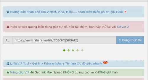 Giới thiệu một số website get link và hướng dẫn get link