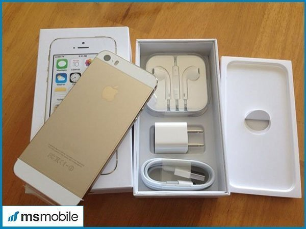 iPhone 5s FullBox Tại MSmobile
