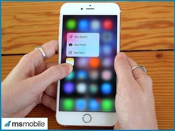 Màn Hình iPhone 6S Plus Cũ