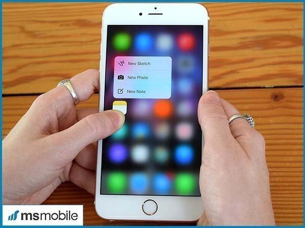 Hiệu năng, camera và pin trên iPhone 6S cũ
