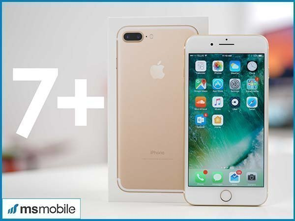 iPhone 7 Plus Có Chống Nước Không?