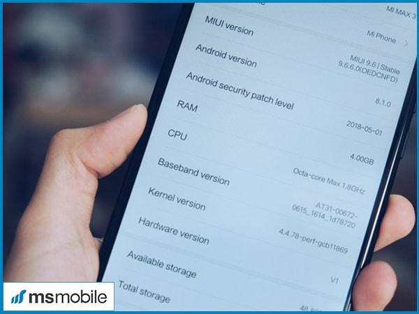 Cách Unlock Bootloader Xiaomi Mi Max 3 - Tư vấn mua điện thoai