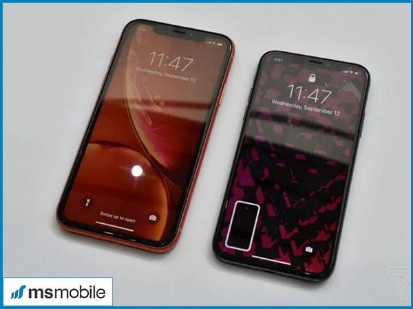 Cấu hình trên iPhone Xr