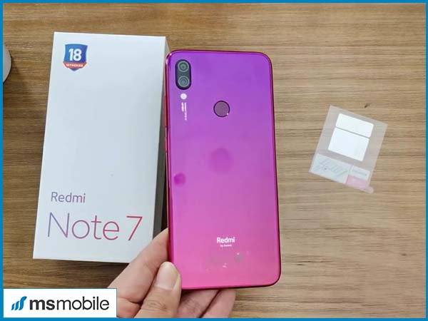 So sánh camera Xiaomi Redmi Note 7 với Xiaomi Redmi Note 6 Pro