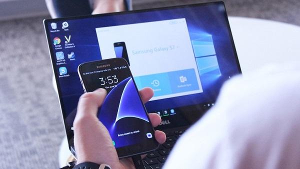 Sử dụng Smart Switch trên PC, dùng Smart Switch để chuyển dữ