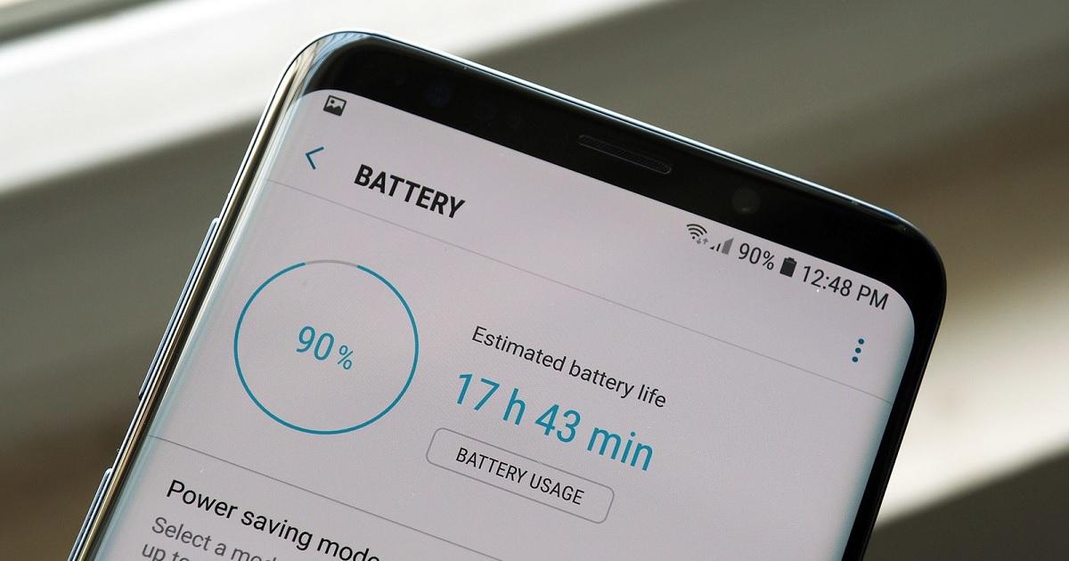 Cách tính tuổi thọ của pin điện thoại là dung lượng pin cho dòng điện theo yêu cầu