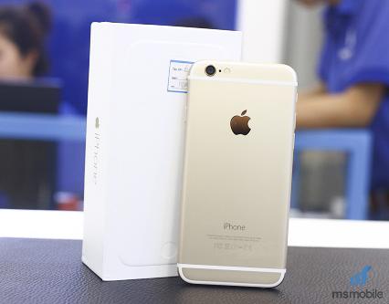 Bảng giá iPhone 6 Lock Nhật mới 100% tại MSmobile