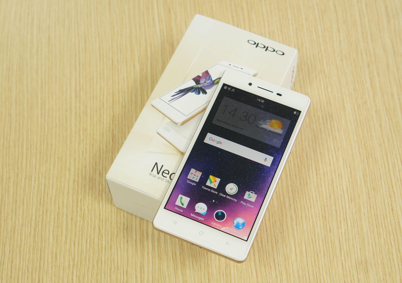 Hướng dẫn hard reset điện thoại Oppo Neo 7 - Thủ thuật Android