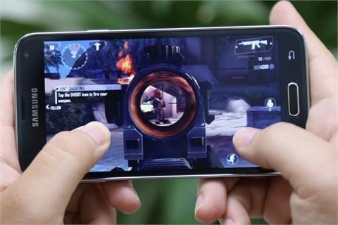 Phóng to màn hình trên Samsung galaxy s5 - Thủ thuật Android