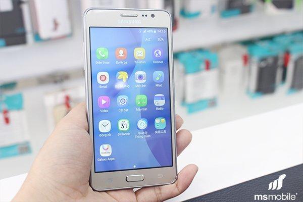 Mua Samsung Galaxy On5 (2016) chính hãng, giá rẻ tại MSmobile