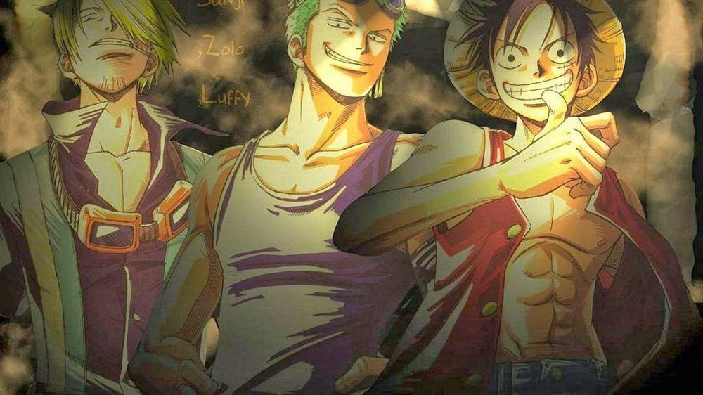 Hình Nền One Piece Cho Máy Tính