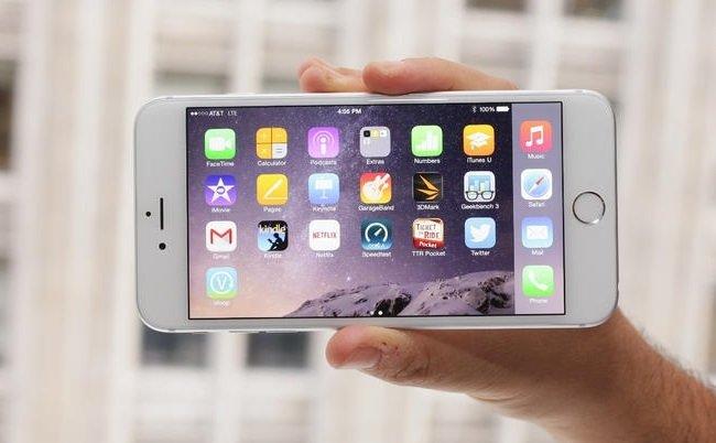 iPhone 6 Plus Cũ  – Siêu phẩm 2015 của Apple