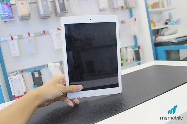 iPad Air cũ – sang trọng, bắt mắt và mạnh mẽ