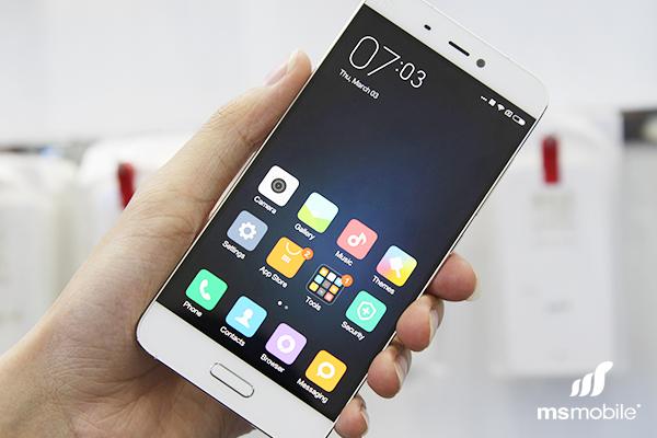 Địa chỉ bán Xiaomi Mi5 xách tay, giá rẻ tại MSmobile