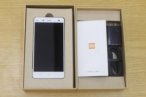 Phụ kiện đi kèm của Xiaomi Mi4