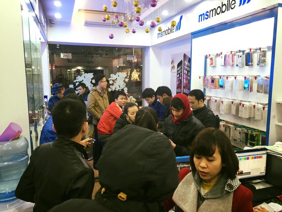 Mua dien thoai Xiaomi Redmi Pro tại MSmobile