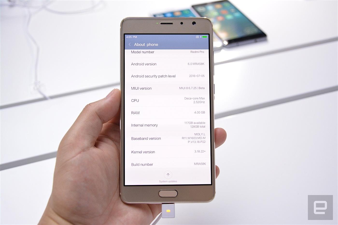 Nên mua Xiaomi Redmi Pro hay Redmi Note 4? - Tư vấn mua điện thoai