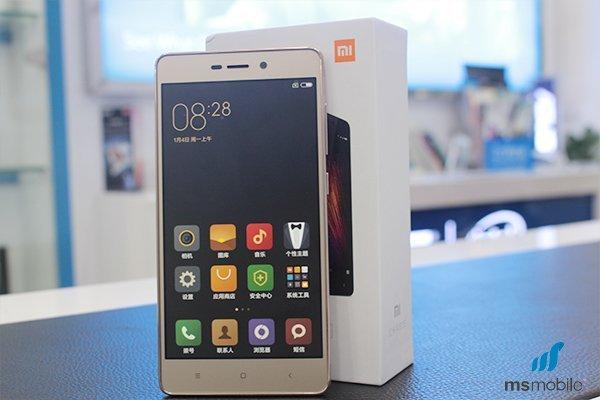 Xiaomi Redmi 3S mới mẻ, hấp dẫn và giá rẻ