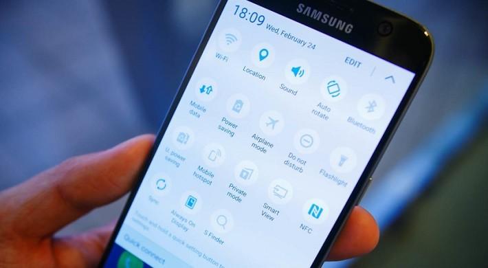 chất lượng Samsung Galaxy S7 2 Sim