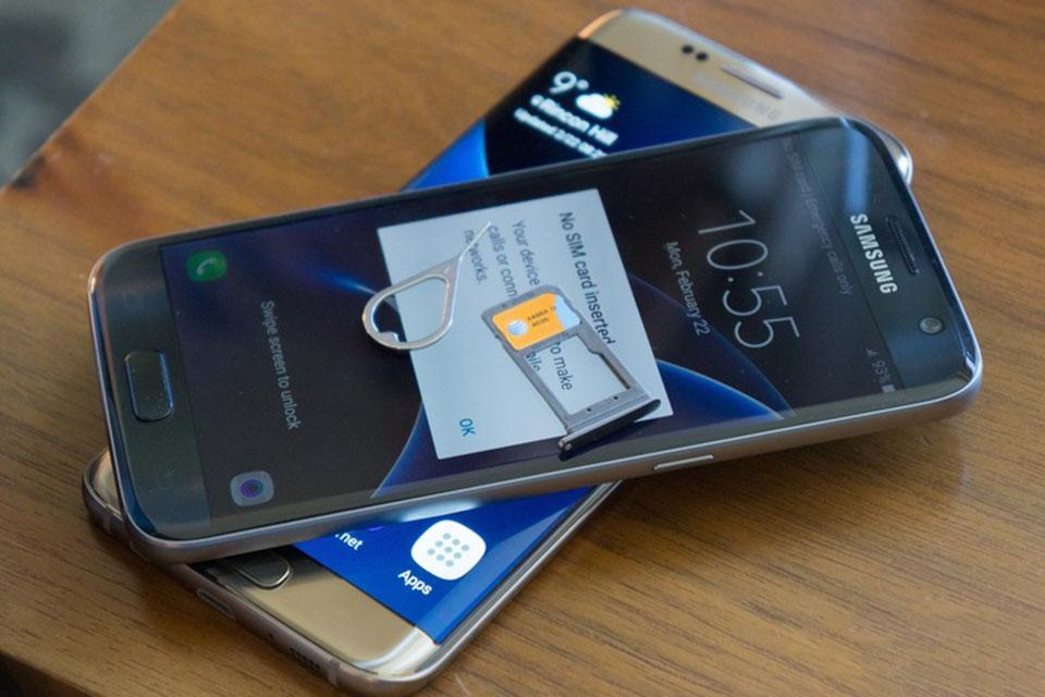 hiệu năng Samsung Galaxy S7 2 Sim
