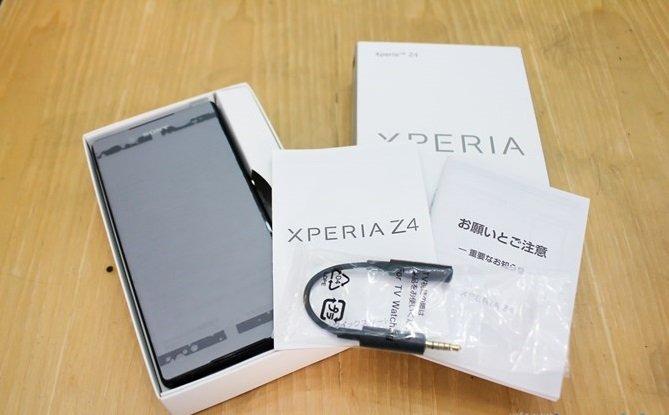 Hướng dẫn test, kiểm tra điện thoại Sony Xperia Z4 xách tay