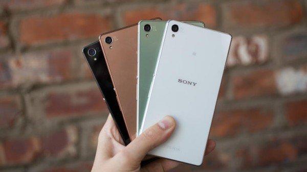 Sony Xperia Z4 nhiều màu sắc cho bạn lựa chọn